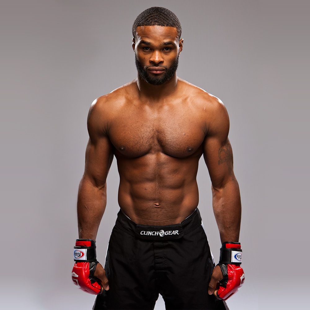 Tyron Woodley for Combat Turf